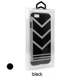 Boîte transparente en plastique en Ligne-Vente en gros de téléphone cellulaire Shell au détail transparent boîte de conditionnement en plastique PVC transparent pour iPhone X 8 8 Plus pour Samsung s9 étui de protection