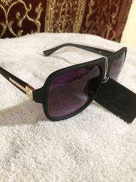 Wholesale Pc Styles - New french luxury brand 9012 sunglasses women fashion star style polarizing eyewear men high quality driving sun glasses with logo 2018