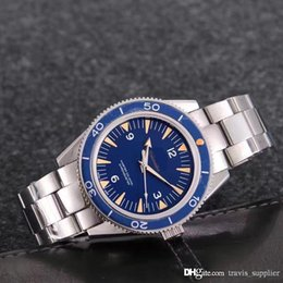 936c6a659ce Movimento coaxial AquaTerra auto-liquidação James Bond 007 homens de  negócios assistir 316 relógios de pulso de aço inoxidável masculinos .