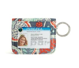 Wholesale Badge Cases - NWT CAMPUS DOUBLE ID CASE badge or gift card holder small wallet