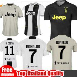 551633d0d 2018 2019 RONALDO JUVENTUS Soccer Jersey 18 19 New 2019home third Kit Men   10DYBALA Football Shirt MANDZUKIC top quality Uniform Team