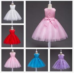 robes en gros au genou Promotion Stock A Line - Robes pour enfants - Pants pour enfants
