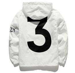 2019 uni-briefjacken Brand New Designer Jacke Mode Windbreaker Saison 3 Herren Jacken Kleidung Männer Frauen Mit Kapuze Skateboard Streetwear Männer Kleidung