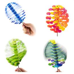 2019 arte horror Giocabile ART Lollipopter Rotante Lollipop Toy Cocal Magic Spin Toy Giocattoli Antistress Puzzle Desk Fun Fun Giocattoli di decompressione LE162 arte horror economici