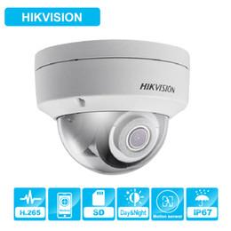 Correction de carte sd en Ligne-Caméra IP CCTV DS-2CD2143G0-I IP67 4MP CMOS avec fente pour carte SD