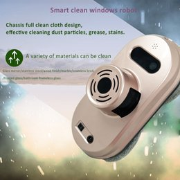 Wholesale Vacuum Robots - LooKDream Automatic Glass Cleaning Vacuum Robot Remote Control Electric Window Outside Suction Cleaner Smart Machine Devices By DHL Shipping