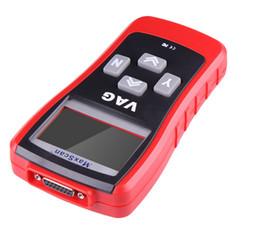Lecteur de scanner vag en Ligne-Vag Obd 2 In 1 Lecteur de code 405 Scanner Autel Maxidiag Lecteur de code VAG 405 VAG OBD 2-In-1