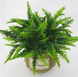 Deutschland 2 STÜCK 36 cm Künstliche Kunststoff Cycas Graspflanze Gefälschte Blume Hochzeit Blumenschmuck Weihnachten Dekoration Versorgung