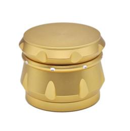 Wholesale air drilling - 63mm diameter cigarette lighter, cool air aluminum alloy drill metal four layers.