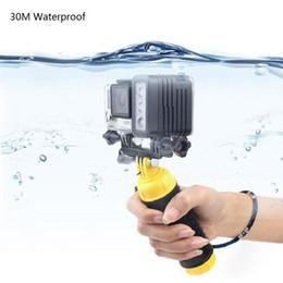 30 Metre Sualtı Su Geçirmez Dalış GoPro Hero 5 için LED Gopro LED Işık Spot Lamba 5 4 3 + 3 2 SJCAM XIAOYi Spor Kameralar nereden