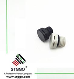 válvula de bola de latón Rebajas Ventosas de protección M12x1.5 para electrónica para exteriores para armarios de iluminación PMF100321