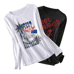 2019 mejores impresiones de camiseta Camiseta Mujeres Diseñador Ropa Camiseta Imprimir Punk Rock Moda Gráfico Camisetas Europea Camiseta Mujeres Moda mejores amigos camiseta rebajas mejores impresiones de camiseta