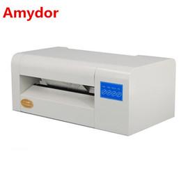 Wholesale Foil Banner - AMD-360C digital hot foil stamping printer machine FOR Card Printer, Cloths , Label , Paper Banner