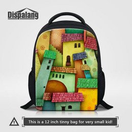 0660d433a384 Hot Selling Kids School Bag 3D Cute Cartoon Bookbag For Children Small  Kindergarten Backpacks Doll Pattern Designer Rucksack Boys Sac A dos