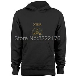 Wholesale Legend Zelda Hoodie - Hyrule Historia The Legend Of Zelda Mens & Womens Print Pattern Hoodies