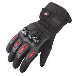Wholesale Motorcycles Winter Gloves - Motorcycle gloves waterproof motorbike Guante racing moto pro guantes de moto invierno gloves winter luvas motorcycle Bike Glove