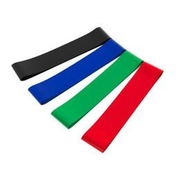 Fasce elastiche di resistenza Allenamento elastico per palestra Fitness Strength Training Elastic Bands Attrezzature per il fitness Expander da resistenza all'oro fornitori