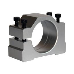 Haute qualité CNC broche pince 52mm 57mm 65mm en aluminium moteur support cnc fraisage broche porte-moteur ? partir de fabricateur