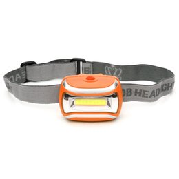 Wholesale led apply - 5W head lamp brightness 600 lumen highlight, low light, blinking angle adjustment applied to outdoor activities