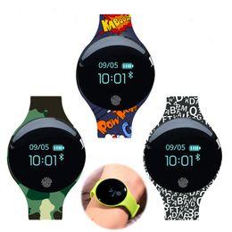 Умные часы Спортивные фитнес-часы Умный браслет Отслеживание активности Группа Шагомер Носимое устройство лучше, чем Fit-Bit H8 от