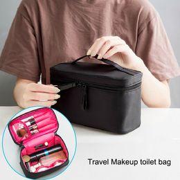 Cosmetic Toiletry Travel Organizer Nylon Storage Bag Multi-function Water Resistant Best Sale- 9 LT88 от