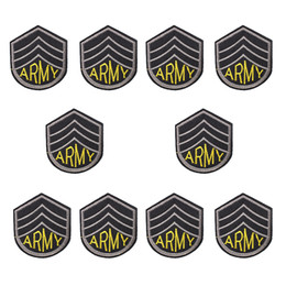 Nuclear Radiation Symbol Embroidered Patch Logo 8.5 CM Shorts Badge