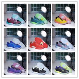 outlet store 39ee7 561cb 2018 Neu kommen Kobe Venomenon 5 V Derozan Schwarz Rot Lila Basketball  Schuhe Hohe Qualität Mens Weben KB 5 S EP Sport Turnschuhe Größe 40-46