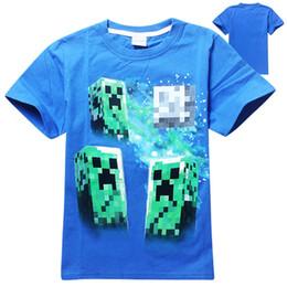 Wholesale Nova Kids Clothes - 6 -14years Bobo Choses 2017 Summer Tops Teenagers Tshirts Legoes Clothing Boys Shirts Nova Kids T -Shirt Boys Sweatshirt 8083