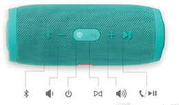 Wholesale Free Phone Sounds - HOT sell Bluetooth Speaker Portable Wireless Speakers speaker 3 high-quality Music Speakers Sound Box with package free shopping