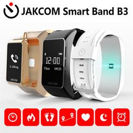 Wholesale wrist bluetooth headset - TalkBand JAKCOM B3 Bracelet Also Bluetooth Headset OLED Screen Touchpad Pulse Heart Rate Step Time Bluetooth Earphone