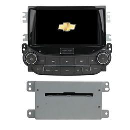 charutos chineses Desconto Leitor de DVD Carro para Chevrolet Malibu 2015 Frete grátis 8 Polegadas 4 GB de RAM Andriod 8.0 com GPS, Controle de volante, Bluetooth, rádio