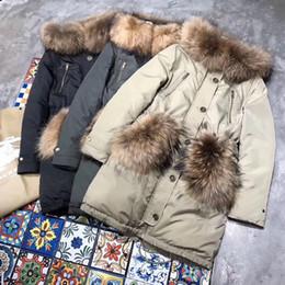 Mantel mit pelz kapuze