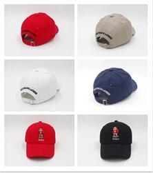 Недорогие мужские поло онлайн-Хорошие продажи дешевые Оптовая Upsoar шляпа Red Hat аутентичные кости POLOs медведь папа бейсболки Kanye West TLOP Дрейк casquette cap мужчины женщины