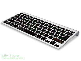 Wholesale keyboard skin macbook pro 13 - VIM VI Functional Shortcut Hotkey Silicone Keyboard Cover Skin for All Macbook Air 13 Pro Retina 13 15 17 Both EU US Layout