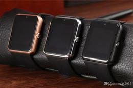2019 orologio intelligente per la mela Smart Watch Clock Sync Notifier Supporto Sim TF Card Bluetooth smartwatch per Apple Android Phone sconti orologio intelligente per la mela