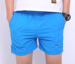 Wholesale Polka Dots Trousers - Black White Men Sport Shorts Men Loose Short Trousers Casual Mens Shorts Sweatpants Beach Shorts 2pcs lot