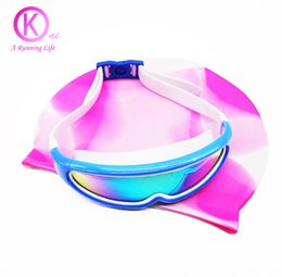 Wholesale Clear Glasses For Kids - Quality Children Swimming Goggles HD Swimming Glasses with Box Swimming Pool Spectacles for Kid Girls Boys Swim Accessory