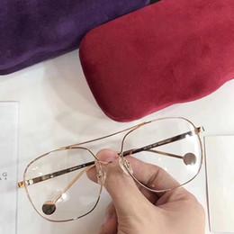 4f87a08615 high prescription lenses NZ - High-quality GG1116 glasses unisex big-square  rim 54