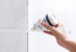 Wholesale Porcelain Tile Wall - 1 Bottle 280ml Tile Refill Agent Floor Tiles Epoxy Grouts Sealant Waterproof Mouldproof Filling Agents Wall Porcelain