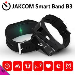 Wholesale Russian Speakers - JAKCOM B3 Smart Watch hot sale with Smart Watches as computer speaker banco de bicicleta dodocool