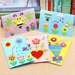 спасибо за рождественский подарок Скидка Ручной DIY приглашения подарочные карты для любого открытки для детей с Днем Рождения спасибо день пользу матери поздравительные новогодние открытки