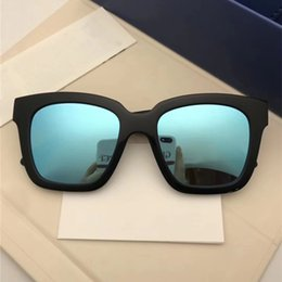 c71065022517 2018 New Classic Square Adumbral Goggles Fashion Lightweight Plank Mirror Sunglasses  Big Frame Polarized Sun Glass Men Women UV400 Eyewear