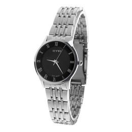 Canada montre à quartz étanche à la mode pour dame avec calendardrill / bande en acier inoxydable (HA- 430482) Offre