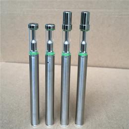 Penna a perdere di Vape eliminabile della sigaretta di olio denso del vaporizzatore di One Time con il pacchetto di plastica del tubo Commercio all'ingrosso da