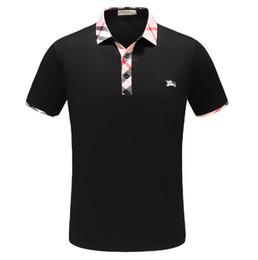 2020 camisetas delgadas para hombres Bordado Applique Angry Cat T-shirt Hombres Stretch Cotton Slim Fit Estilo Tee Wear Top Fashion Hombre T-shirts color sólido M-3XL JG1121 rebajas camisetas delgadas para hombres