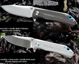 Wholesale Slide Cnc - 9CR18MOV Camping Hunting Survival good quality CNC computer wire cutting folding knives CNC anti-slide handle pocket knife wholesale