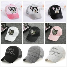 Wholesale Free Online Shops - 2018 New Wholesale Online shopping Fashion Printing Letter and Animal Snapback Cap Men Women Basketball Hats