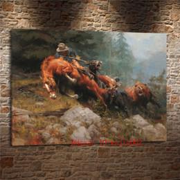 2019 malereien frida kahlo Grizzly Mountain, Leinwand Malerei Wohnzimmer Wohnkultur Moderne Wandmalerei Ölgemälde