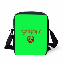 8747abf3f89b Small Roblox figure Messenger Bags for Men Male Crossbody Bags Kids Boys  Girls Mini Shoulder Bag Mens Women Cross Body bag