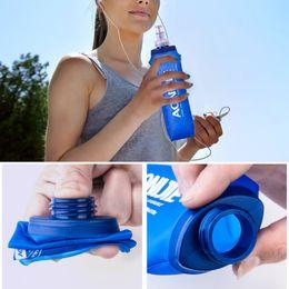 Canada 170ml -500ml pliable souple flacon TPU Squeeze sports de plein air bouteille d'eau W15 Offre